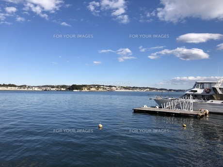 海と空の写真素材 [FYI00942386]