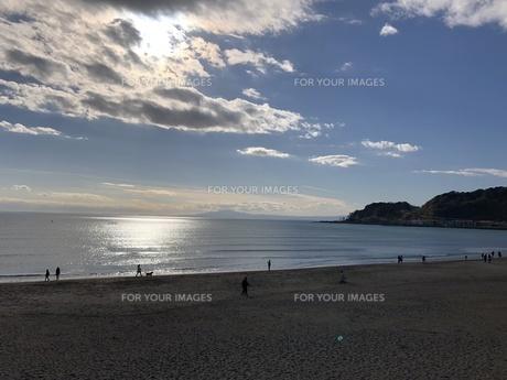 海と空の写真素材 [FYI00942390]