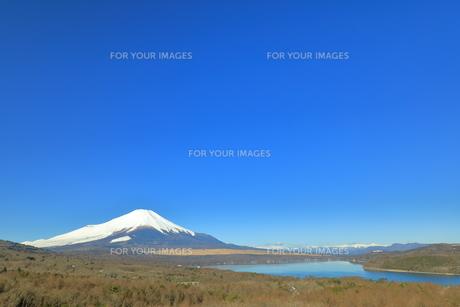 富士山の写真素材 [FYI00942435]