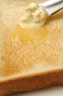 バタートーストの素材 [FYI00943613]