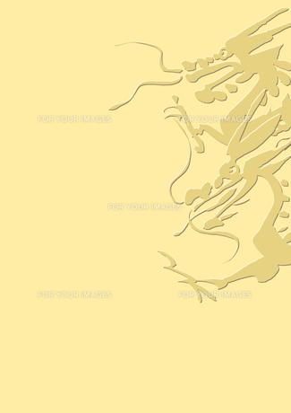 二匹の龍の素材 [FYI00945508]