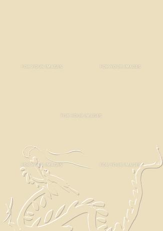 歩く龍の素材 [FYI00946024]
