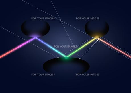 光のイメージの素材 [FYI00949238]