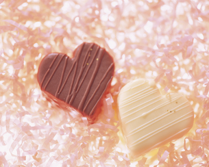 バレンタインチョコレートの素材 [FYI00949373]