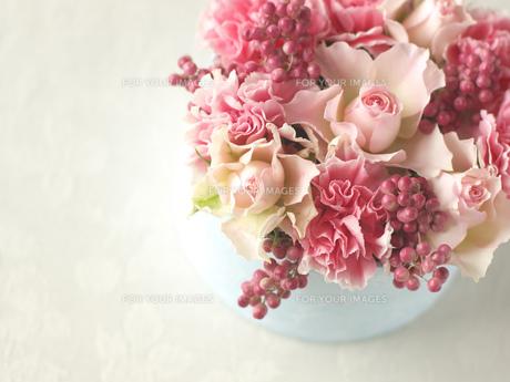 花のギフトボックスの素材 [FYI00949554]