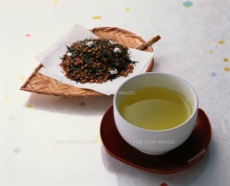 玄米茶の素材 [FYI00949562]