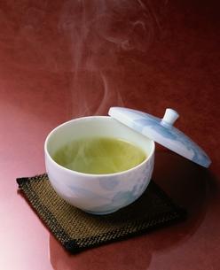 日本茶(ゆげ)の素材 [FYI00950344]