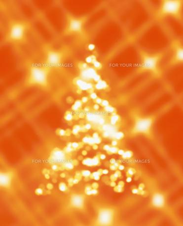 クリスマスツリーの素材 [FYI00950393]