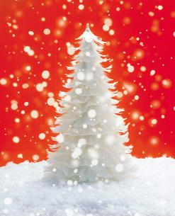 クリスマスツリーの素材 [FYI00950462]