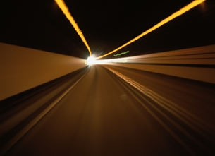 トンネル 旭川付近の素材 [FYI00950605]