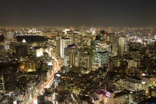 東京の夜景の素材 [FYI00951609]