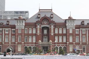 東京駅の素材 [FYI00953113]