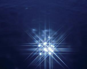 光る水面の素材 [FYI00954307]