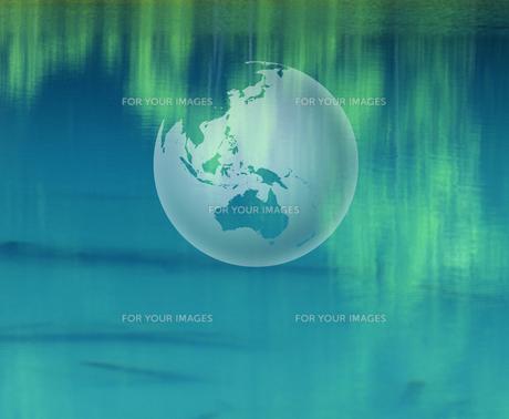 地球と水の素材 [FYI00954691]