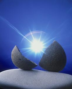 石と光の素材 [FYI00959711]