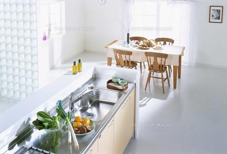 キッチンの素材 [FYI00959717]