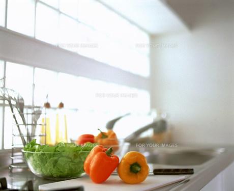 キッチンの素材 [FYI00960098]