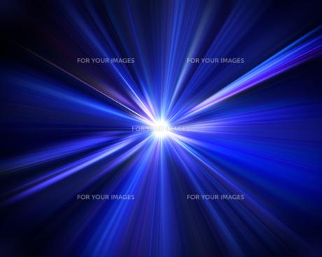 光の放射の素材 [FYI00963683]