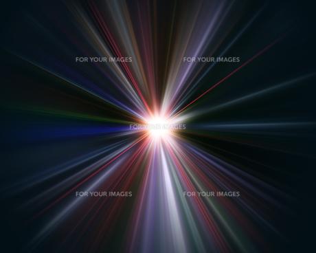 光の放射の素材 [FYI00963685]