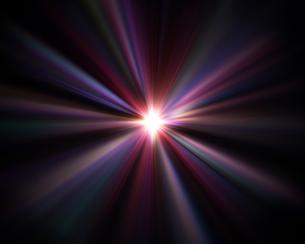 光の放射の素材 [FYI00963765]