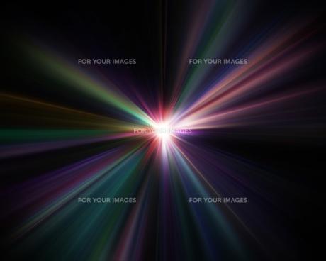 光の放射の素材 [FYI00963788]