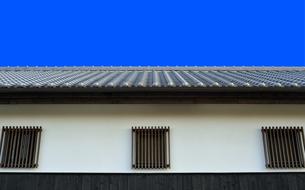 日本建築の外壁の素材 [FYI00970501]