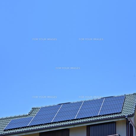 ソーラーパネルの素材 [FYI00970767]
