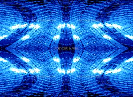 ガラスと光のアブストラクトの素材 [FYI00972081]