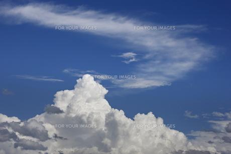 入道雲 積乱雲の素材 [FYI00973945]