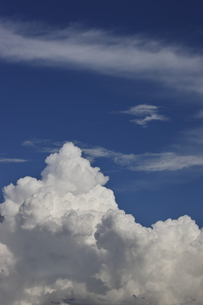 入道雲 積乱雲の素材 [FYI00973948]