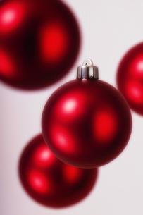 クリスマスオーナメントの素材 [FYI00980895]