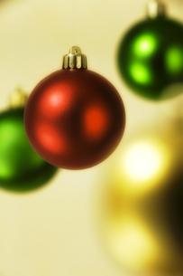 クリスマスオーナメントの素材 [FYI00980933]