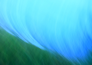 青と緑のバックグラウンドの素材 [FYI00981179]