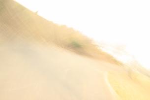 回し撮りした道路の素材 [FYI00981442]