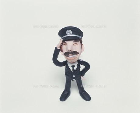 制服の男性のクラフトの素材 [FYI00986230]