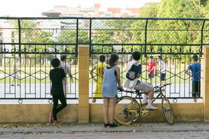 ベトナムの風景の写真素材 [FYI00986369]