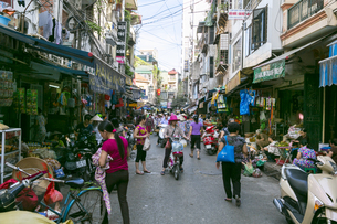 ベトナムの風景の写真素材 [FYI00986371]