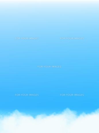 空のイラスト素材 [FYI00987187]