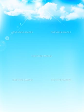 空のイラスト素材 [FYI00987188]
