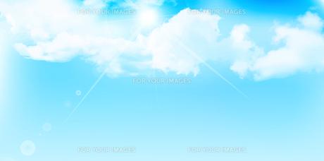 空のイラスト素材 [FYI00987196]