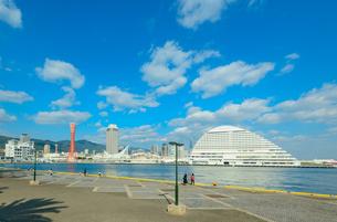 神戸旅イメージの写真素材 [FYI00987271]