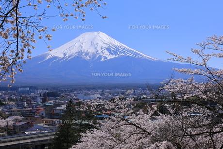 富士山の写真素材 [FYI00987388]