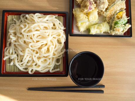 天ぷらうどんの写真素材 [FYI00987467]
