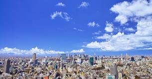 東京新宿副都心の風景の写真素材 [FYI00987476]