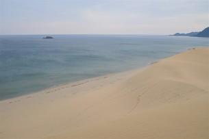 鳥取砂丘の写真素材 [FYI00987748]