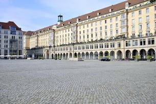 マルクト広場(ドイツ・ドレスデン)の写真素材 [FYI00987829]
