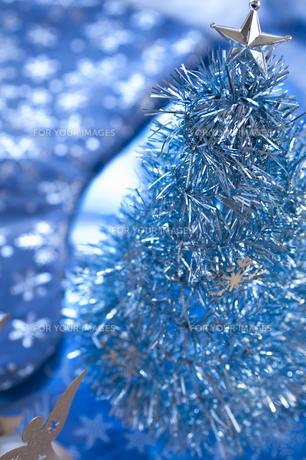 クリスマスツリーの素材 [FYI00989308]