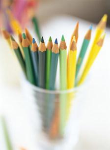 色鉛筆の素材 [FYI00989705]