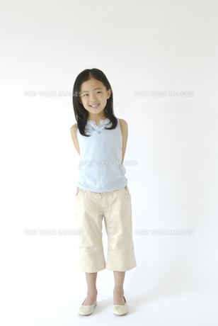 日本人の子供の素材 [FYI00993723]