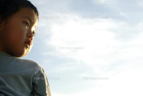 子供の素材 [FYI00993772]